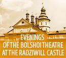 Вечера в замке Радзивилов