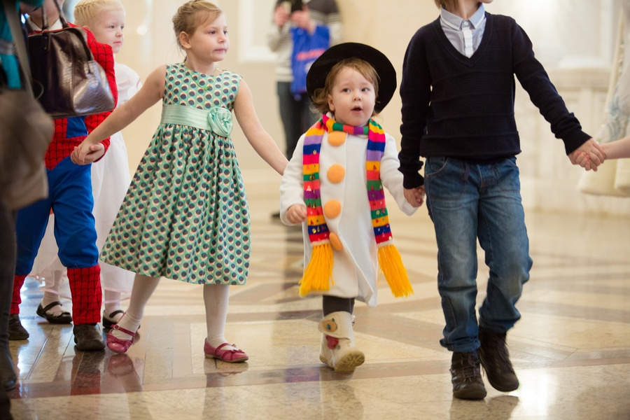 Bolshoi theatre for children
