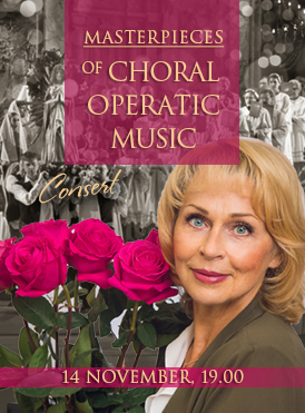 MASTERPIECES OF CHORAL OPERATIC MUSIC